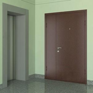 Дверь в тамбурное помещение