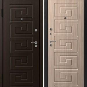 Металлическая дверь Zmey 2×2