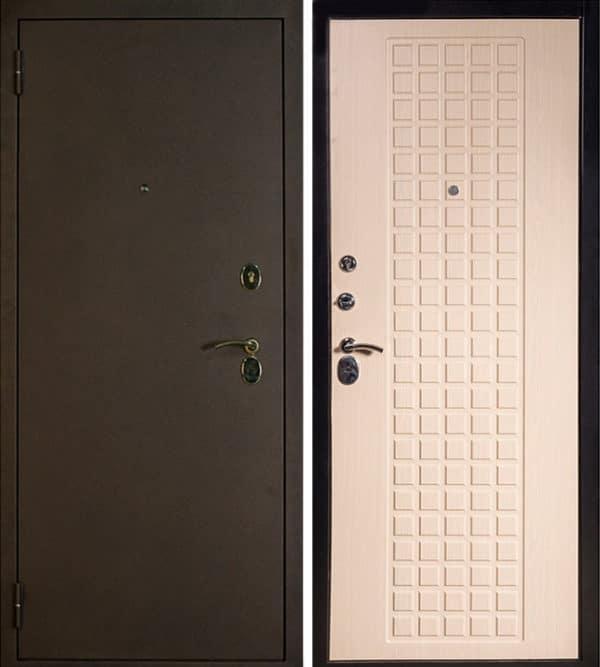 Входная металлическая дверь Shato