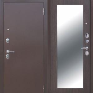 Металлическая дверь Царское зеркало МАКСИ Венге