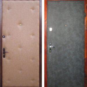 Дверь эконом класса №38