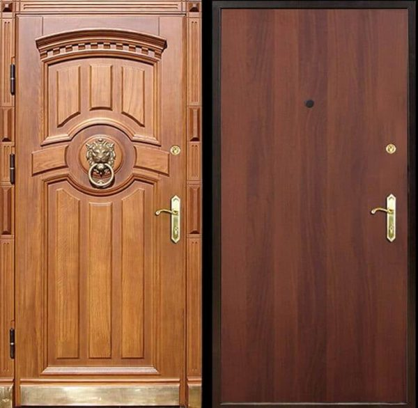 Дверь  Люкс №06