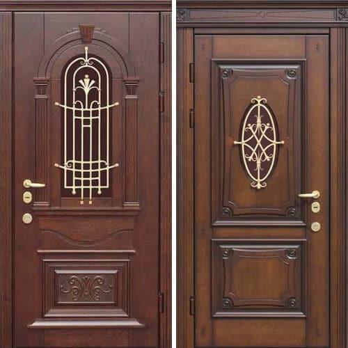 Дверь  Люкс №07