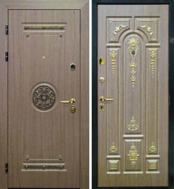 Дверь  Люкс №09