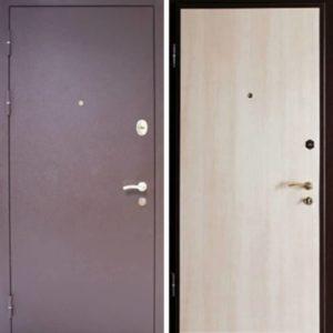 Дверь эконом класса №02