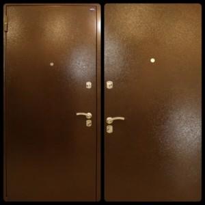 Дверь эконом класса №11