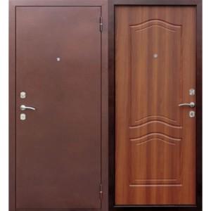 Дверь эконом класса №12
