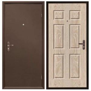 Дверь эконом класса №08