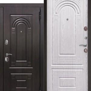 Входная дверь Флоренция винорит / Фрезерованная