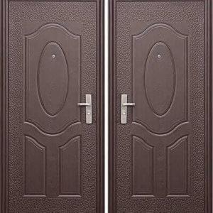 Дверь эконом класса №03