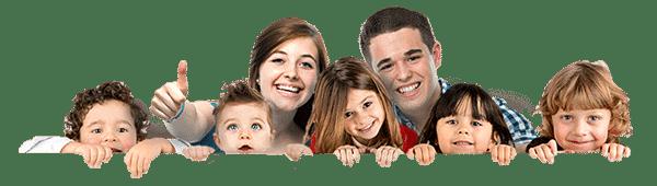 семья в безопасности