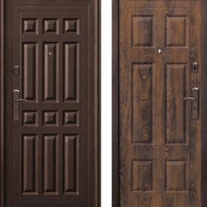 Дверь эконом класса №16