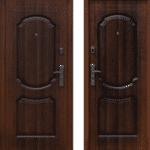 Дверь эконом класса №17