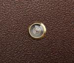 Дверь эконом класса №19 Порошковое напыление/Ламинат