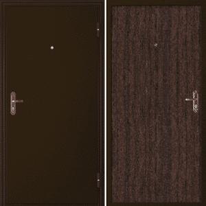 Дверь эконом класса №19