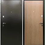 Дверь эконом класса №25