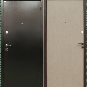 Дверь эконом класса №26