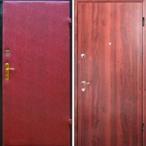 Входная ламинированная дверь №2