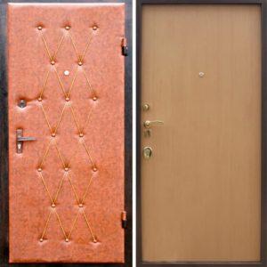 Входная ламинированная дверь №3