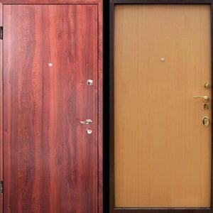 Входная ламинированная дверь №4