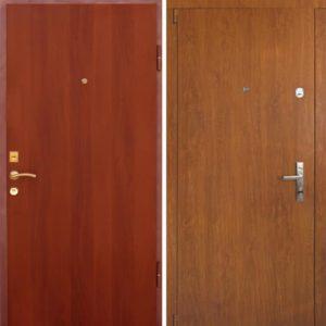 Входная ламинированная дверь №5