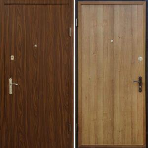 Входная ламинированная дверь №6