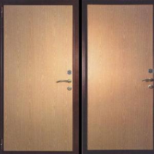 Входная ламинированная дверь №7