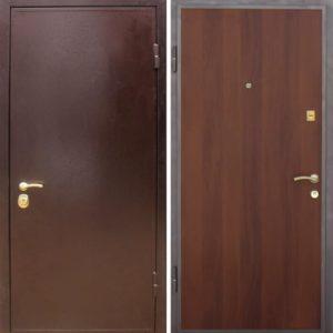 Входная ламинированная дверь №9