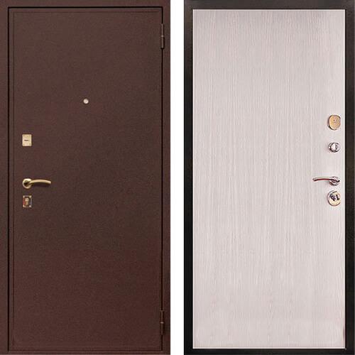 Входная ламинированная дверь №10