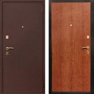 Входная ламинированная дверь №11