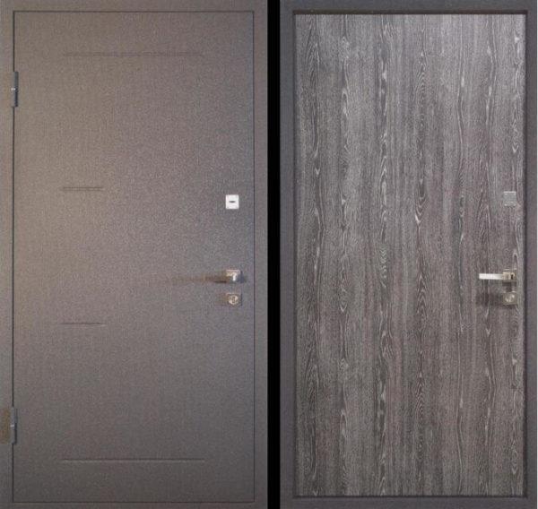 Входная ламинированная дверь №13