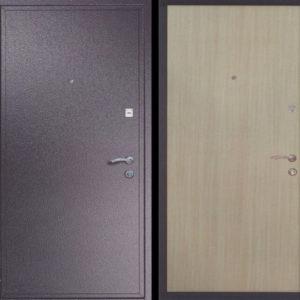 Входная ламинированная дверь №14