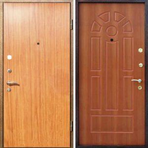 Входная ламинированная дверь №16