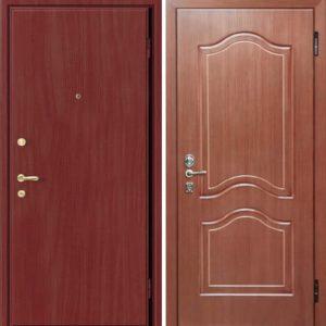 Входная ламинированная дверь №18