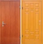 Входная ламинированная дверь №19
