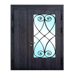 МДФ панель дверь №10