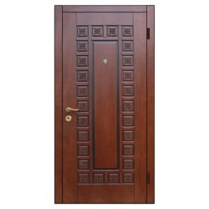 МДФ панель дверь №12