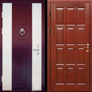 МДФ панель дверь №6