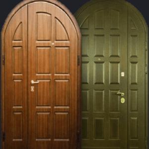 МДФ панель дверь №7