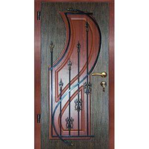 МДФ панель дверь №8