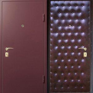Порошковое напыление дверь №2