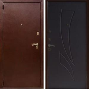 Порошковое напыление дверь №4
