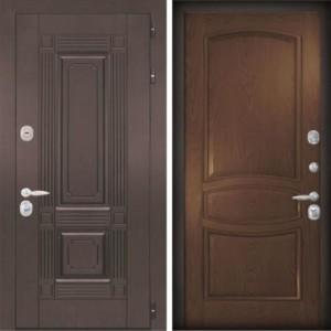 МДФ панель дверь №1
