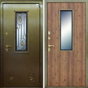 Порошковое напыление дверь №16