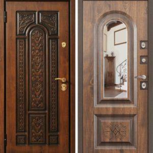 Дверь Премиум №23 DOOR ТРОЯ с зеркалом
