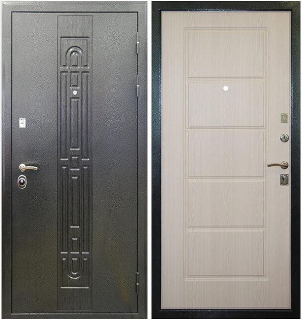 Дверь Премиум №27 STRAIGHT LINE DAYS AND NIGHTS