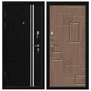 Дверь Премиум №07 Steel Tetris