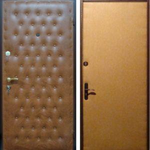 Дверь эконом класса №07