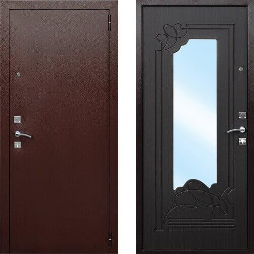Стандарт дверь со стеклом