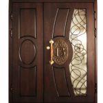 Дверь Тамбурная Люкс №12